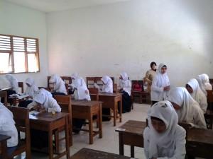Ruang Kelas Siswi