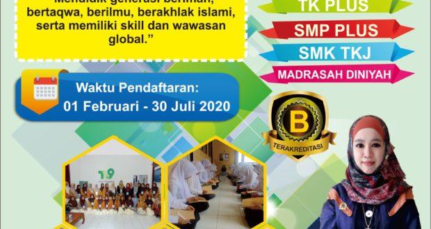 Banner PPDB SMP SMK Madin Pondok Pesantren Fatihul Ulum