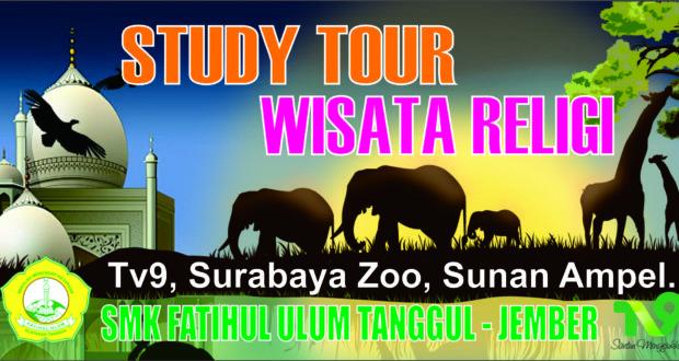 Study Tour dan Wisata Religi